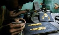 古都フエの貴金属細工職業
