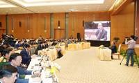 政府会議のデジタル化を目指すEキャビネットシステム 開設