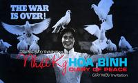 ベトナムならではの「平和の日記」展