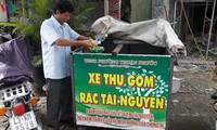 ダナン市 分別ゴミによる収益を福祉基金に