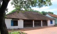 フォックティック村にある古民家を保存