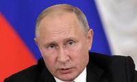 ロシア プーチン大統領「米巡航ミサイルで国益損なわれる」
