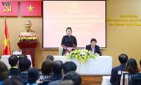 ガン国会議長、AIPA執行委員会会議に出席