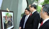 Aktivitas-aktivitas  memperingati ultah ke-60 Kemenangan Dien Bien Phu (7 Mei).