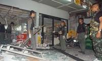 Serangan bom di Thailand Selatan.