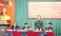 Acara memperingati ultah ke-70 Berdirinya Tentara Rakyat  Vietnam diadakan pada  tingkat kenegaraan