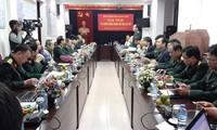 Tentara Rakyat Vietnam untuk selama-lamanya merupakan kepercayaan dari Partai Komunis dan rakyat