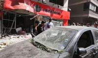 Serangan bom di dekat Gedung Mahkamah Agung Mesir, sehingga menimbulkan banyak korban.