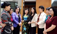 Mendorong kesetaraan gender  akan diutamakan  di IPU-132.