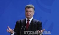 Ukraina memprioritaskan revisi Undang-Undang Dasar