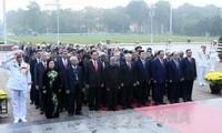Aktivitas memperingati ultah ke-70 hari pemilu pertama MN Vietnam