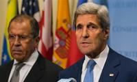 Amerika Serikat sepakat terus mengadakan pertemuan tingkat Menlu tentang Suriah