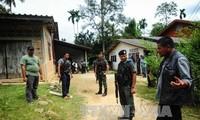 Terus-menerus terjadi serangan  di Thailand Selatan