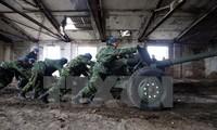 Pasukan separatis Ukraina menyepakati  gencatan senjata baru