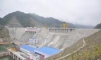 Pabrik hidrolistrik Lai Chau-Destinasi wisata yang atraktif di daerah Tay Bac