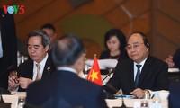 Pers Jepang memberikan penilaian positif terhadap kunjungan resmi PM Nguyen Xuan Phuc di Jepang