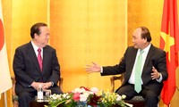 Aktivitas PM Vietnam,  Nguyen Xuan Phuc di Jepang