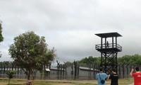 Rumah penjara Phu Quoc - Simbol dari  semangat  gigih dari para pejuang revolusioner