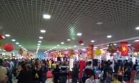 Festival  kuliner  jalanan Vietnam di Moskwa