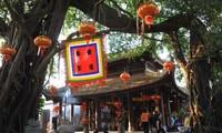 Kuil Mau -Tempat suci di Kota Hung Yen, Provinsi Hung Yen