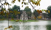 Kota Hanoi memikat para penonton di jaringan berita  televisi kabel  CNN