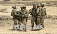 Pentagon menegaskan politik militer  AS terhadap  IS di Suriah tidak berubah