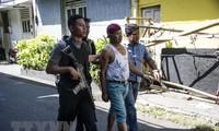 Serentetan serangan bom di Indonesia : ASEAN  mengeluarkan pernyataan mengutuk