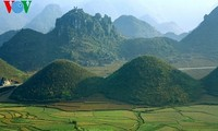 Gunung dan hutan Quan Ba  dan legenda gunung Doi