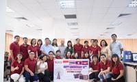 Memperingati HUT ke-10 berdirinya Seksi ASEAN (1/7/2008-1/7/2018).