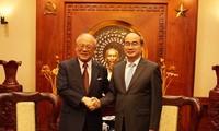 Kota Ho Chi Minh menginginkan Jepang terus membantu pengembangan pertanian teknologi tinggi