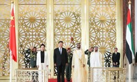 Tiongkok dan Uni Emirat Arab sepakat meningkatkan hubungan  kemitraan strategis dan komprehensif.