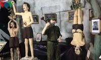 Museum pejuang revolusioner yang ditahan dan dipenjara oleh musuh-Alamat merah untuk mendidik tradisi patriotisme
