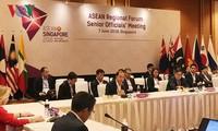 Konferensi Menteri ASEAN+3, Konferensi Tingkat Tinggi Asia Timur dan ARF