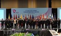 KTT ke-8 Asia Timur: Negara-negara Asia Timur memperkuat kerjasama di bidang maritim