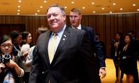 Menlu Mike Pompeo: Mengenakan lagi sanksi  merupakan pilar penting dalam kebijakan terhadap Iran