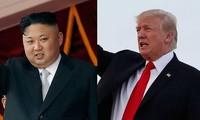 AS dan RDRK  berupaya  keras demi  tujuan denuklirisasi