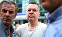 Mahkamah Turki menolak surat permintaan naik banding yang menuntut untuk membebaskan pastor AS