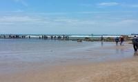 Festival  Laut Ba Ria-Vung Tau- kental dengan  aroma laut