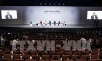 """WEF-ASEAN 2018:  Forum  yang terbuka denan tema: """"ASEAn 4.0 untuk semua"""""""