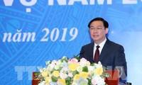 Kementerian Perencanaan dan Investasi Viet Nam terus melakukan langkah yang bersifat melesat, lebih inovatif dan kreatif  dalam fikiran dan aksi