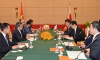 Memperkuat kerjasama Parlementer antara Viet Nam dan Jepang