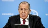 Jumpa pers Kemlu Rusia mengungkapkan masalah-masalah internasional yang panas