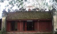 Balai Desa Lac Thi: tempat menyimpan selar sejarah yang heroik di bumi Thang Long-Ha Noi