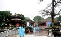 Kuil Sastra  Mao Dien-Kebanggaan  warga di bumi yang haus belajar