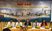 Festival Laut Nha Trang-Aksentuasi  menyambut Tahun Pariwisata Nasional 2019