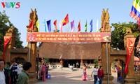 Balai desa Tuong Phieu-Situs peninggalan sejarah nasional istimewa