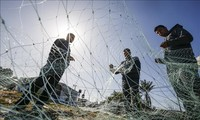 Kelompok-kelompok bersenjata Palestina menghentikan serangan di Jalur Gaza