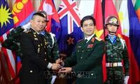 Viet Nam  menerima serahterima  jabatan  Ketua AAPTC 2020