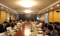 Menyepakati manajemen Negara tentang  zat limbah keras