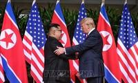 AS menegaskan tetap membuka pintu mengadakan lagi perundingan dengan RDRK